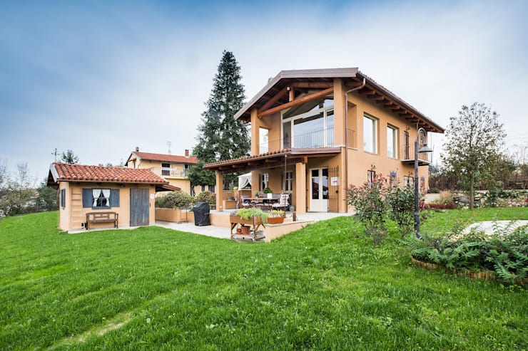 Houses by UAU un'architettura unica