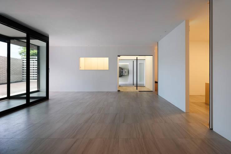 Oficinas de estilo  por 디자인사무실