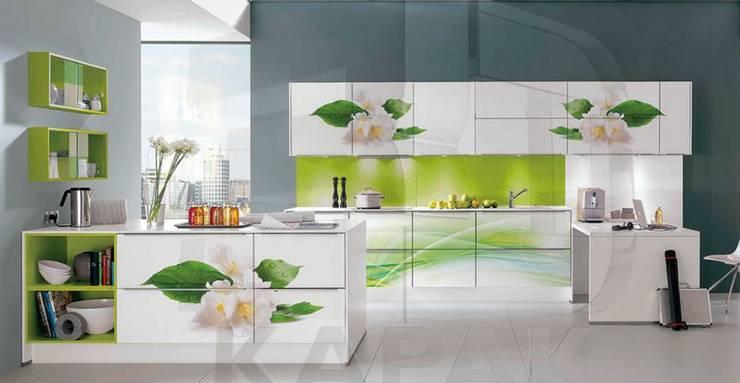 Glossexpert  – Digital Printing Kitchen Cabinet : modern tarz , Modern