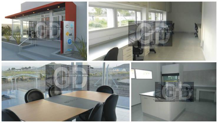 Laboratorio de Biotecnología :  de estilo  por AR.CO ,