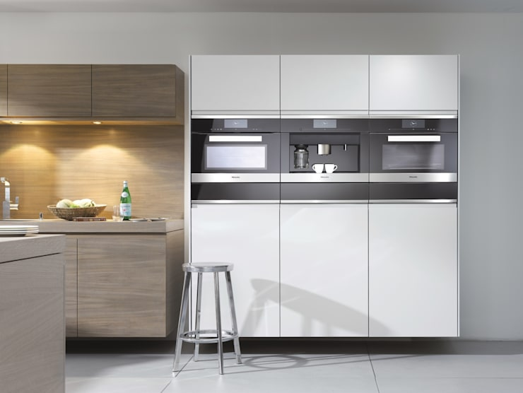 modern Kitchen by Hehku