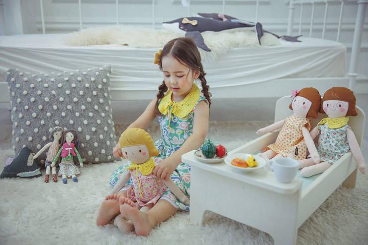 핸드메이드 감성인형, 헤이돌: heydoll의  아이 방
