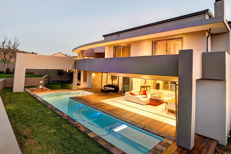 House Fyfe:  Houses by Swart & Associates Architects