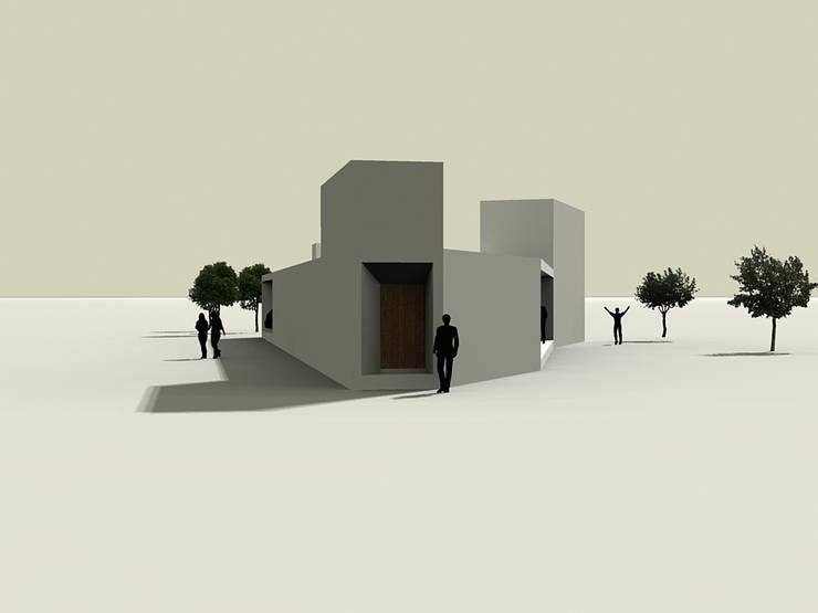 Casa S:   por vasco amado - arquitecto