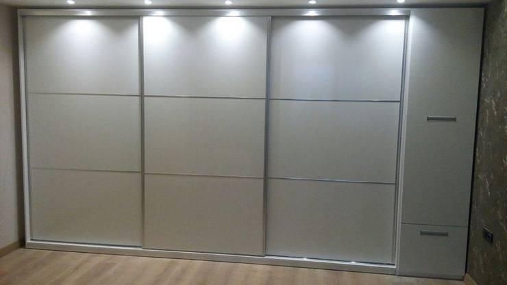 Majestik Mutfak & Mobilya – Ali Gültekin Evi: modern tarz , Modern Orta Yoğunlukta Lifli Levha