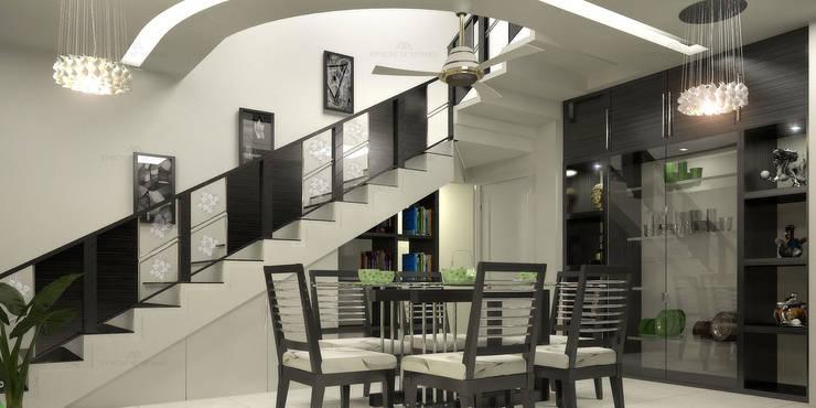 Stunning :  Dining room by Premdas Krishna ,Classic