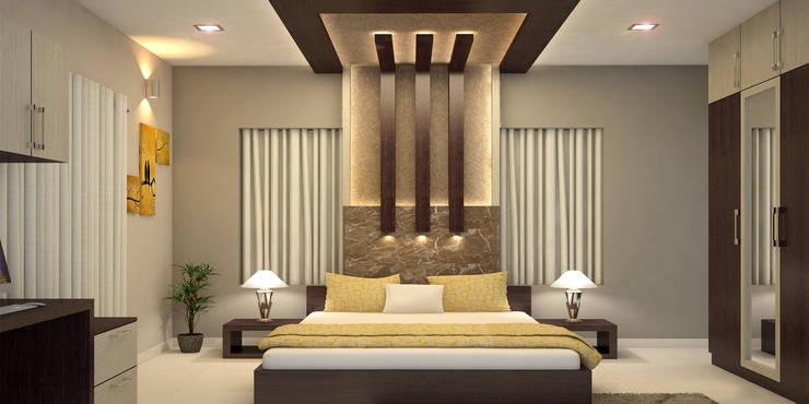 Marvellous:  Bedroom by Premdas Krishna