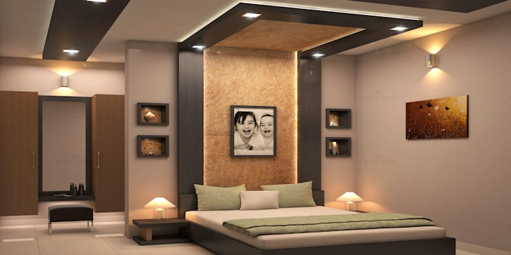 Marvellous:  Bedroom by Premdas Krishna
