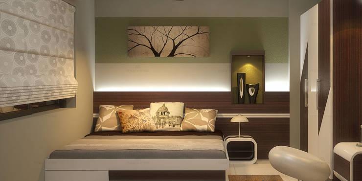 Glorious:  Bedroom by Premdas Krishna