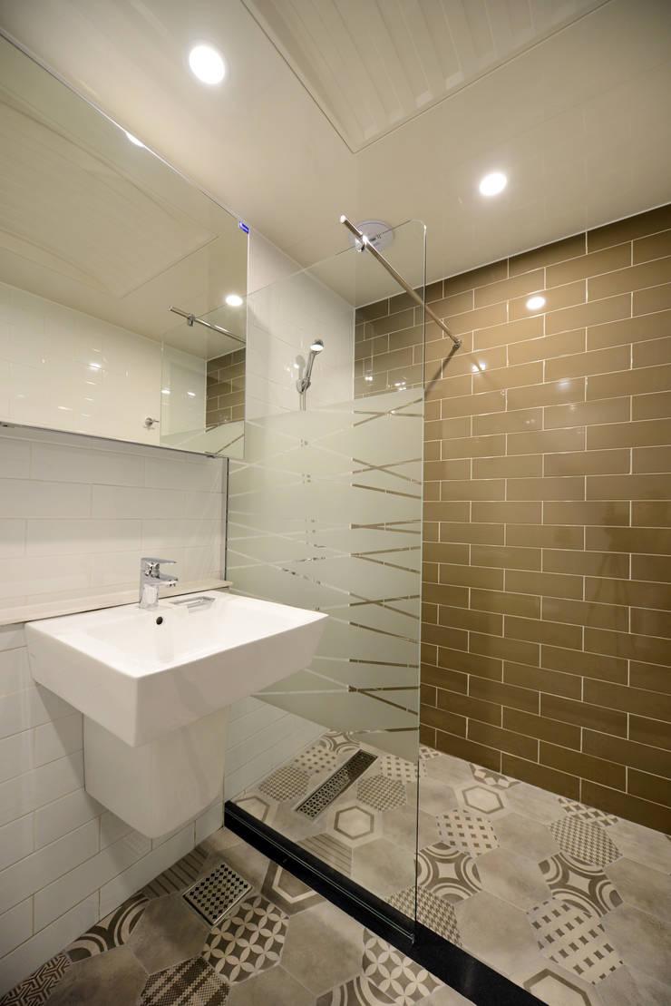 아산 창암리: 코원하우스의  욕실