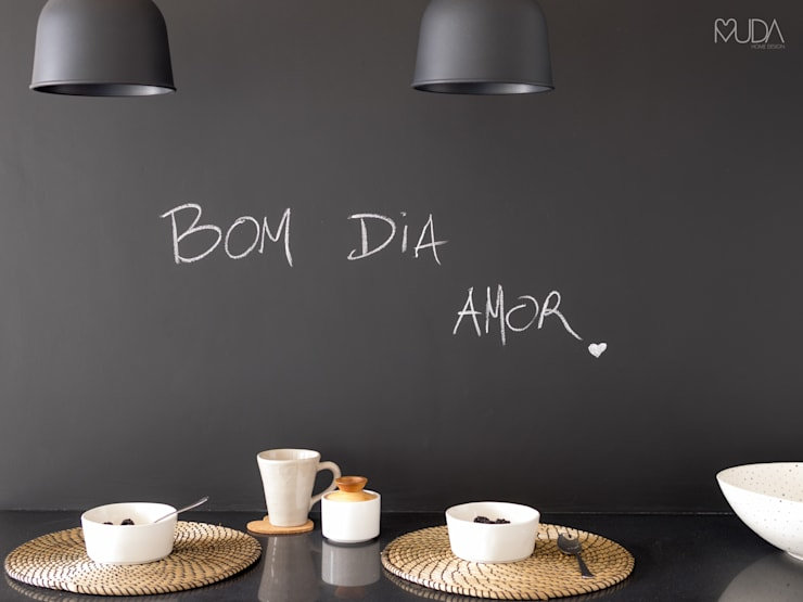 Kitchen by MUDA Home Design