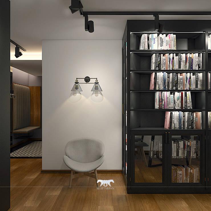 Wohnzimmer von BLUETARPAN