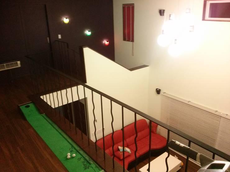 A Haus: 도펠 하우스의  복도 & 현관