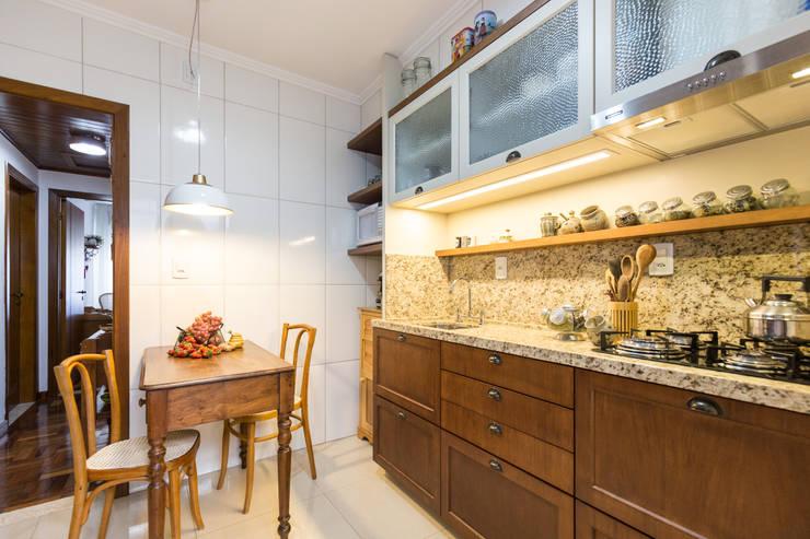 مطبخ تنفيذ Pura!Arquitetura