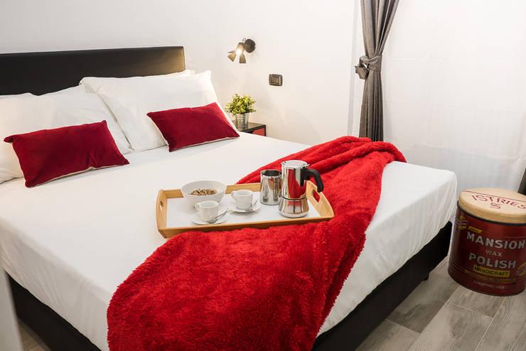 Camere Da Letto Matrimoniali Romantiche : 9 mini camere matrimoniali da copiare
