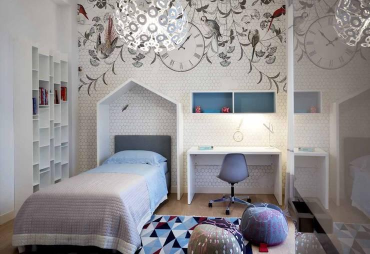 غرفة الاطفال تنفيذ Studio Marco Piva