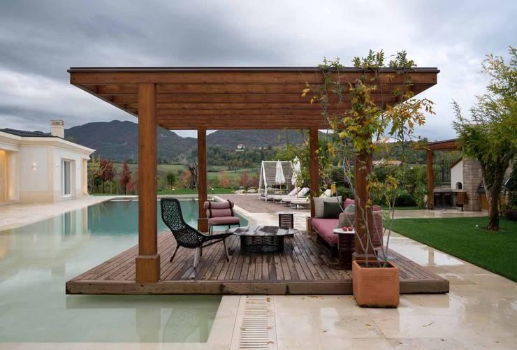 Terrace by Studio Marco Piva