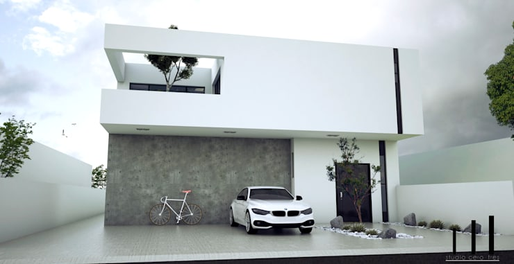 Pre-Sales Residency: Casas de estilo  por Studio03
