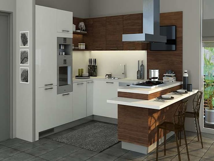 Kitchen by DAYAL Mimarlık