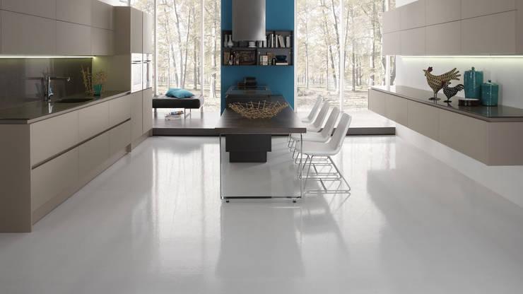 DAYAL Mimarlık – MUTFAK: modern tarz Mutfak