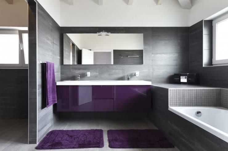 حمام تنفيذ DAYAL Mimarlık