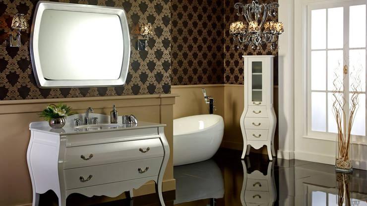 Bathroom by DAYAL Mimarlık