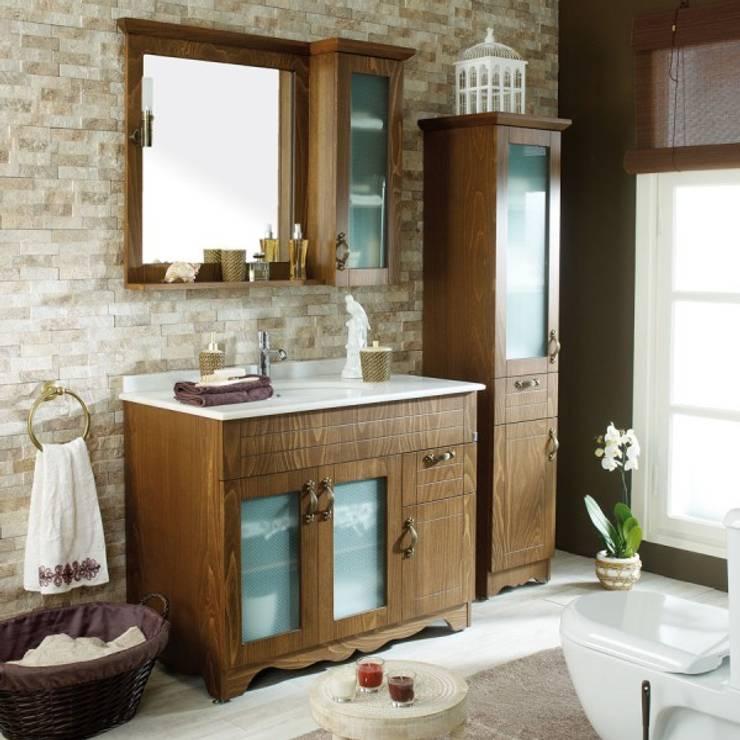 Baños de estilo  por DAYAL Mimarlık