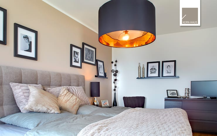 eclectic Bedroom by Kern-Haus AG