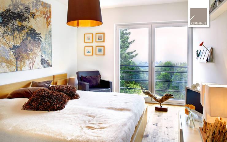 غرفة نوم تنفيذ Kern-Haus AG