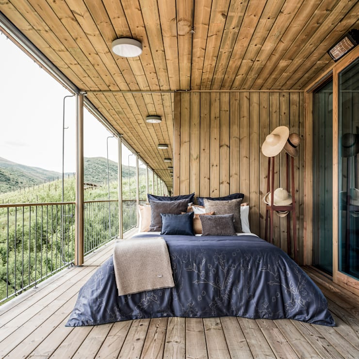 غرفة نوم تنفيذ Home Concept