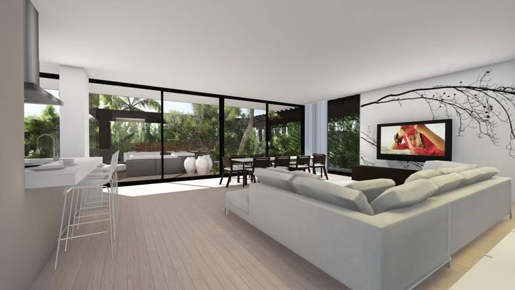 Sala: Salas de estar  por Palma,