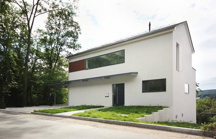 房子 by Planungsgruppe Korb GmbH Architekten & Ingenieure