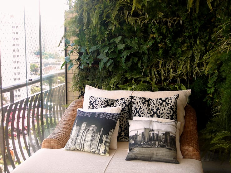Jardines de estilo  por EKOA Paisagismo