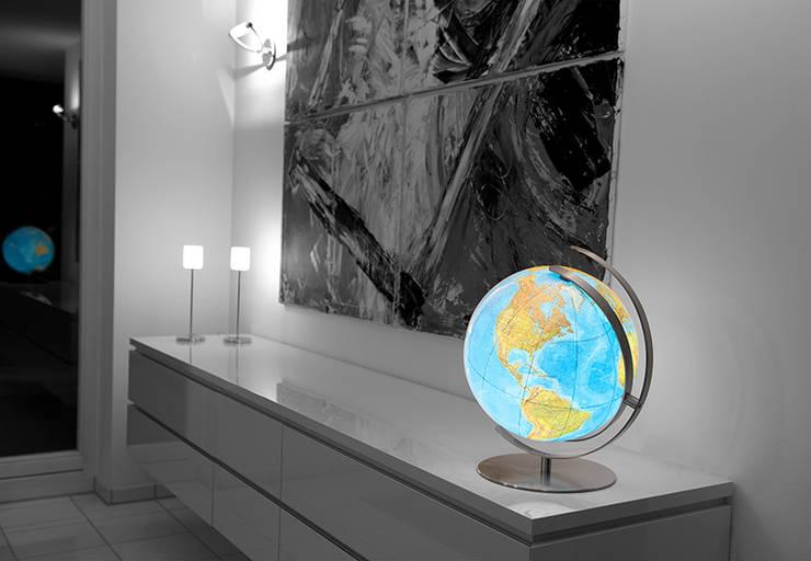 Глобус в интерьере картинки