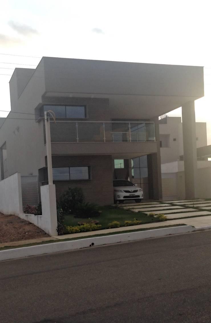 Дома в . Автор – Cris Nunes Arquiteta,
