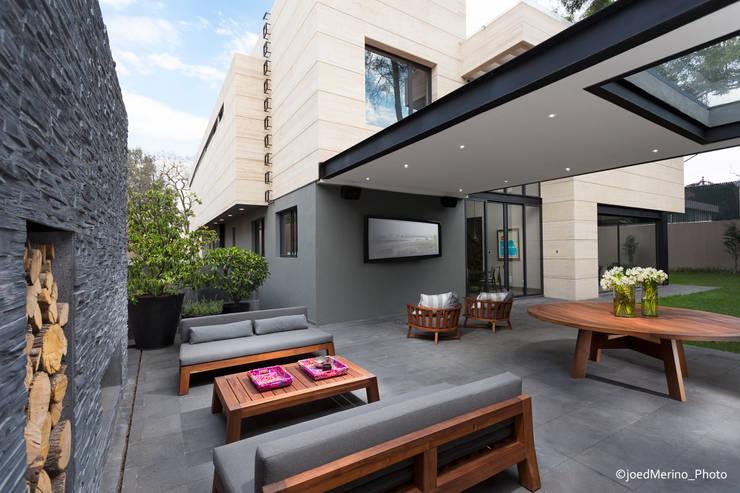 Portafolio Fotografía de Arquitectura & DI: Casas de estilo  por Kroma Photo
