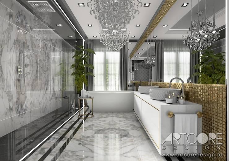 حمام تنفيذ ArtCore Design