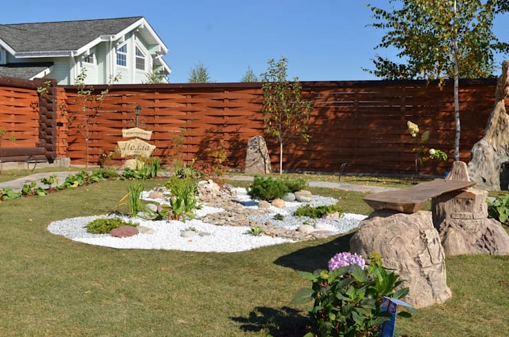 Interior landscaping by Open Village