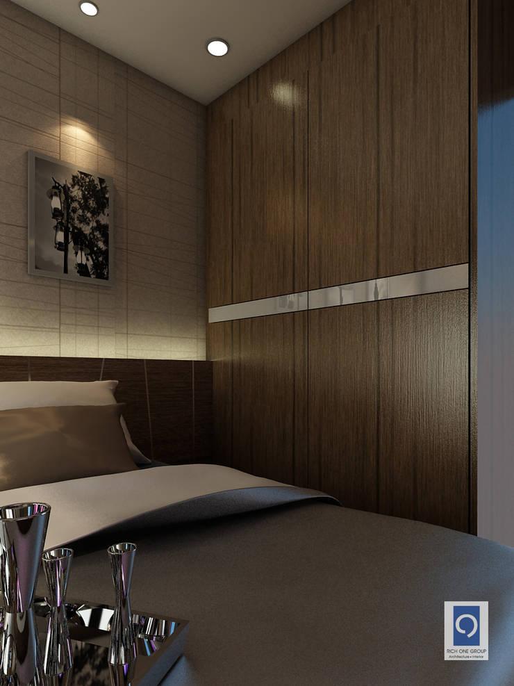 14 แบบห้องนอนสวยๆ จนคุณต้องฝันถึง:   by ริชวัน กรุ๊ป