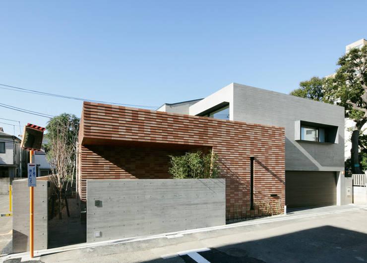 房子 by カトウアーキテクトオフィス