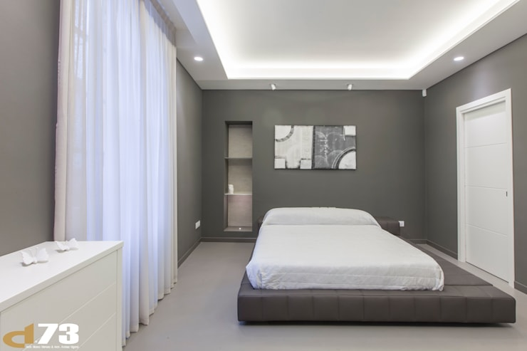 Bedroom by Studio D73