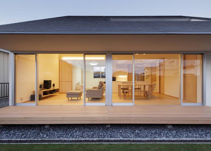 Rumah by カトウアーキテクトオフィス