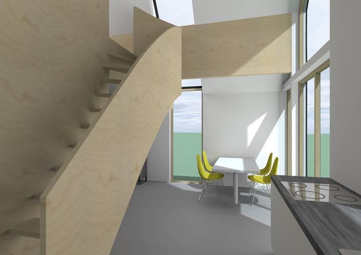 Interieur 2:   door Kwint architecten