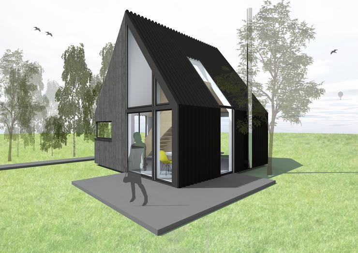 Tiny House:   door Kwint architecten