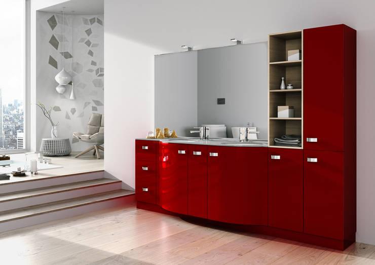 現代  by krayms A&D - Fa&Fra, 現代風 木頭 Wood effect