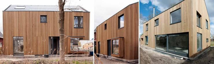 Schuurwoning:   door WESTERBREEDTE architecten
