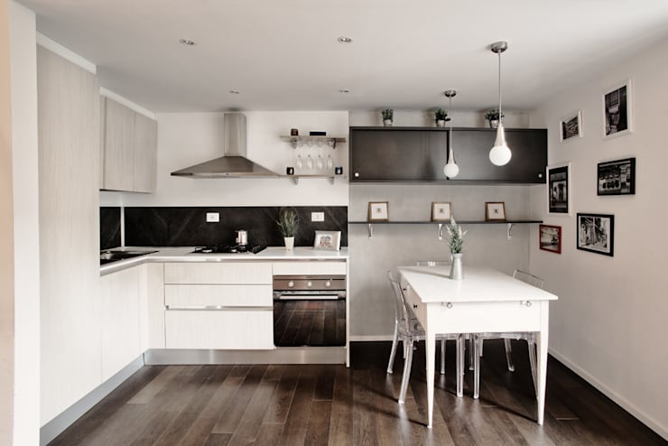 modern Kitchen by degma studio