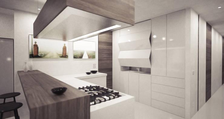 مطبخ تنفيذ degma studio