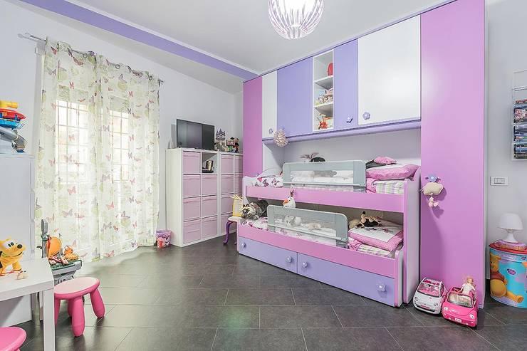 غرفة نوم تنفيذ Facile Ristrutturare