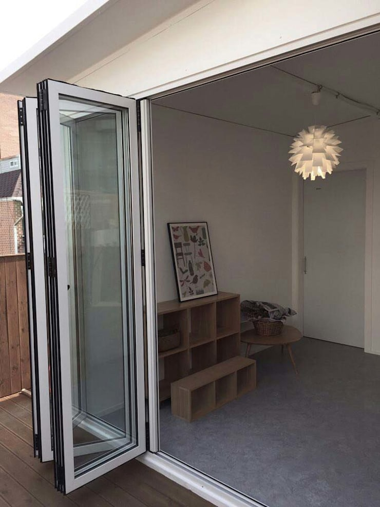 신림동 옥상 프로젝트: 다임디자인의  거실